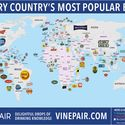 Najpopularniejsze marki piw w poszczególnych krajach