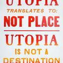 czy Utopia jest na tyle realna, że zatopiliby ją Atlantydzi?