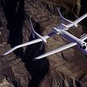 Jeden z najdziwniejszych samolotow: Rutan Proteus