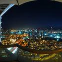 Widok z hotelu - Dubaj