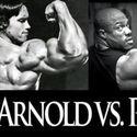 Arnold vs. obecny Mr. Olympia