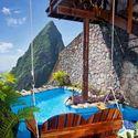 najlepiej! (Ladera Resort, St. Lucia)