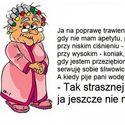 Babcia wie najlepiej :)