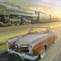 Raymond Loewy: Studebaker Starlight & PRR S1