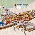 Boeing 377 Stratocruiser - Liniowiec, ktorym latalo sie z klasa
