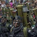 Meksykański żołnierz z RPG-29 i PG-29V