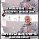 Zakaz posiadania broni