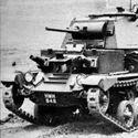 British Cruiser Tank Mark I (A9)