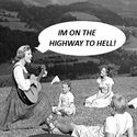Górska śpiewaczka...
