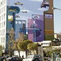 Przepiękne Surrealistyczne Murale na ulicach Teheranu.. enjoy:)