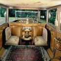 Wnetrze Rolls Royce'a z 1926r