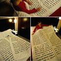 Lektura przed snem.