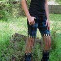 stylowe spodnie