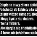 Ksiądz i datki :)