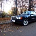 Mercedes 190D 2.5 1985 - jesiennie ;)
