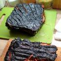 Pieczony na grillu boczek a'la Kwasior