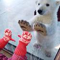 Rękawiczki vs łapy