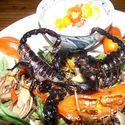 Jedzenie skorpiona :P