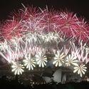 nowy rok w sydney
