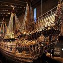 Odrestaurowany Szwedzki okręt z 1626r