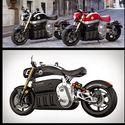 Lito Sora...elektryczny motocykl.
