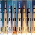 Rakieta Saturn V - program Apollo