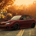 Subaru Impreza Cosworth by R-Creations