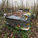 Stare, zapomniana, porzucone (44) galeria aut