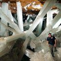 Kryształowa Jaskinia w Naica, Meksyk
