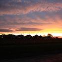 Angielski zachód słońca