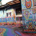 rainbow family village taiwan