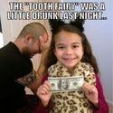 Krótka opowieść o zębowej wróżce