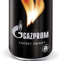energy drink, mocno gazowany