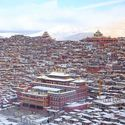 Lalung gal gompa wschodni Tybet