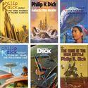 Polecam książkę, autora... Philip K. Dick
