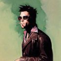 'i say never be complete. i say stop being perfect. i say let's evolve. let the chips fall where they may.' tyler durden