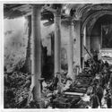 szpital polowy w kościele I WW