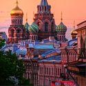Moskwa też potrafi być spoko na swój sposób :)