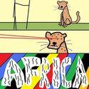 Afrykańskie palenie