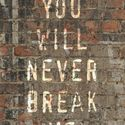 You will...