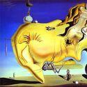 Wielki Masturbator - S. Dali
