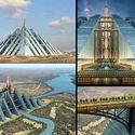 Dubaj, Ziggurat - piramida przyszłości