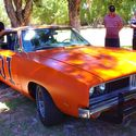 1969 Dodge Charger (General Lee Replica) by Stephen Velden