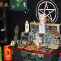 Ozzie's altar