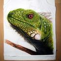 iguana - damski tanktop
