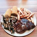 Ribeye steak :D