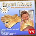 Chlebowe rękawice