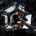 Astronauta NASA.