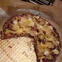 Pizza ze spodem z kalafiora