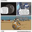 Jak powstał Droid BB-8 ze Star Warsów